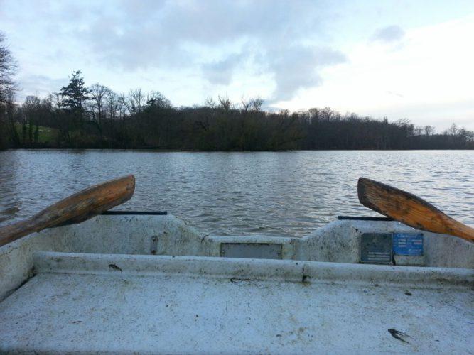 Die Boote sind raus